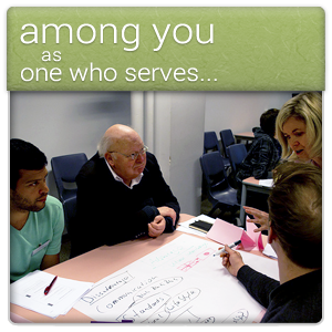 PCCE - Among You as One Who Serves